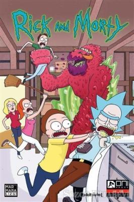 Zac Gorman - Rick and Morty 10 | Sözcü Kitabevi