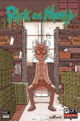 Zac Gorman - Rick and Morty 19 | Sözcü Kitabevi