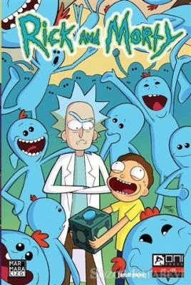 Zac Gorman - Rick and Morty 26 | Sözcü Kitabevi