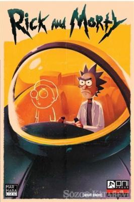 Zac Gorman - Rick and Morty 29 | Sözcü Kitabevi