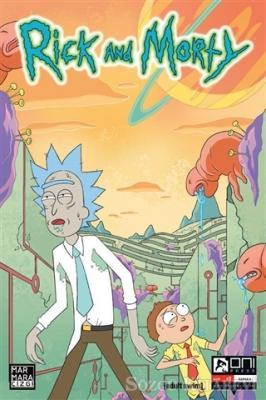 Zac Gorman - Rick and Morty 2 | Sözcü Kitabevi