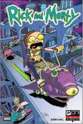 Zac Gorman - Rick and Morty 7 | Sözcü Kitabevi