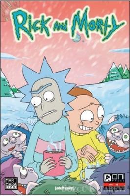Zac Gorman - Rick and Morty 8 | Sözcü Kitabevi