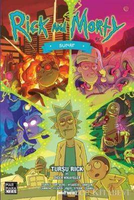 Rick and Morty Sunar: Turşu Rick ve Diğer Hikayeler
