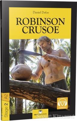 Robinson Crusoe - Stage 2 - İngilizce Hikaye