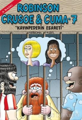 Robinson Crusoe ve Cuma - 7