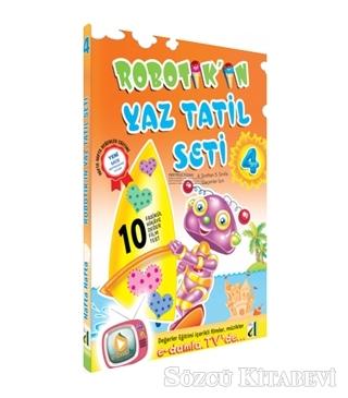Robotik'in Yaz Tatil Seti 4