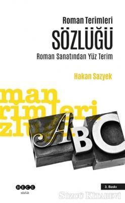 Roman Terimleri Sözlüğü