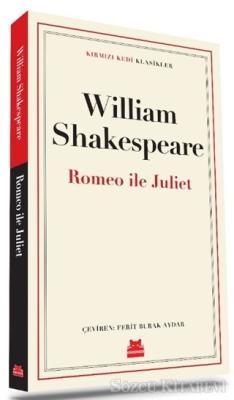William Shakespeare - Romeo ve Juliet | Sözcü Kitabevi