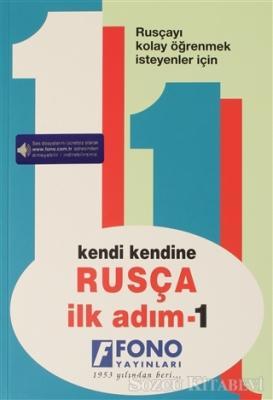 Rusça İlk Adım-1