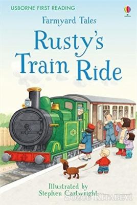 Rusty's Train Ride - Farmyard Tales