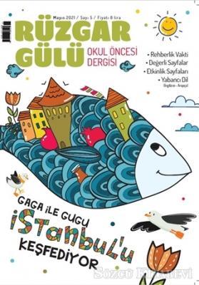 Rüzgargülü Okul Öncesi Dergisi Sayı: 5 Mayıs 2021