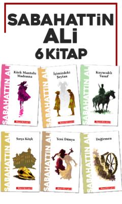 Sabahattin Ali - Sabahattin Ali 6 Kitap Set | Sözcü Kitabevi