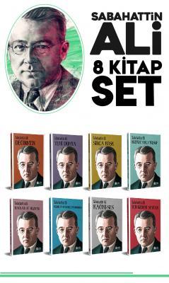 Sabahattin Ali 8 Kitap Set