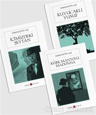 Sabahattin Ali - Sabahattin Ali Cep Boy Seti (3 Kitap) | Sözcü Kitabevi