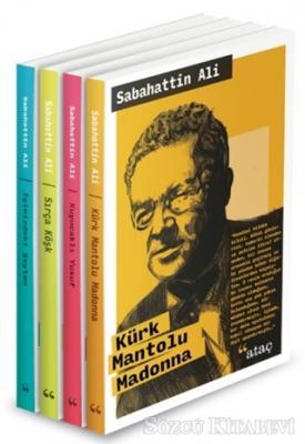 Sabahattin Ali - Sabahattin Ali Kitapları Seti (4 Kitap Takım) | Sözcü Kitabevi