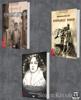 Sabahattin Ali Romanları (3 Kitap)