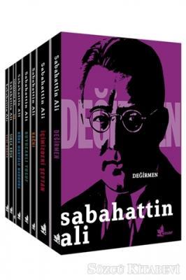 Sabahattin Ali - Sabahattin Ali Set (8 Kitap Takım) | Sözcü Kitabevi