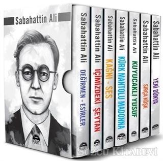 Sabahattin Ali - Sabahattin Ali Seti (7 Kitap Takım Kutulu) | Sözcü Kitabevi