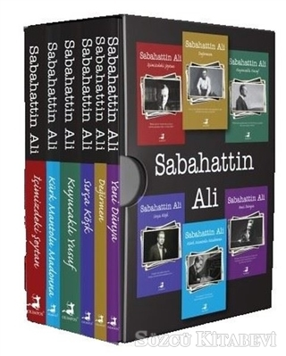 Sabahattin Ali - Sabahattin Ali Seti | Sözcü Kitabevi