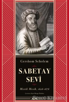Gershom Scholem - Sabetay Sevi (Ciltli) | Sözcü Kitabevi