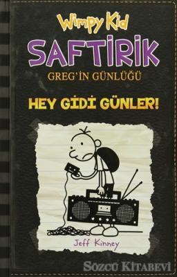 Hey Gidi Günler - Saftirik Greg'in Günlüğü 10