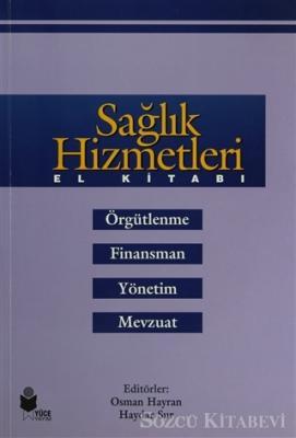 Sağlık Hizmetleri - El Kitabı