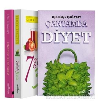 Hülya Çağatay - Sağlıklı Yaşam Seti (3 Kitap Takım) | Sözcü Kitabevi