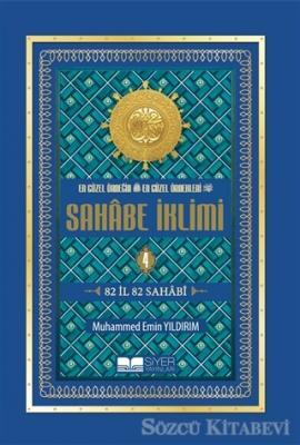 Muhammed Emin Yıldırım - Sahabe İklimi 4. Cilt | Sözcü Kitabevi