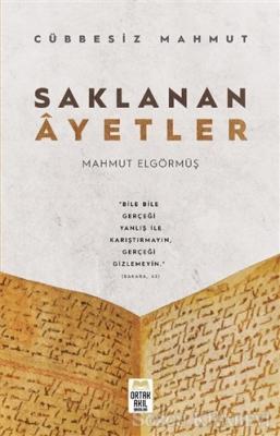 Saklanan Ayetler - Cübbesiz Mahmut