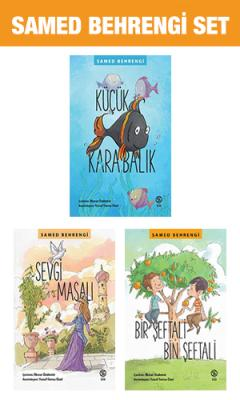 Samed Behrengi Set (3 Kitap)