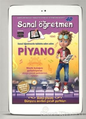 Sanal Öğretmen - Piyano