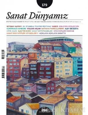 Sanat Dünyamız İki Aylık Kültür ve Sanat Dergisi Sayı: 179 Kasım-Aralık 2020