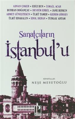 Sanatçıların İstanbul'u