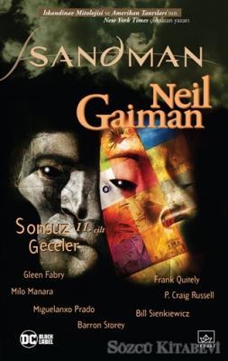 Neil Gaiman - Sandman 11: Sonsuz Geceler | Sözcü Kitabevi