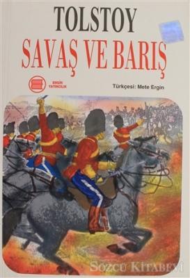 Lev Tolstoy - Savaş ve Barış 2. Cilt | Sözcü Kitabevi