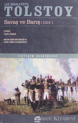 Lev Nikolayeviç Tolstoy - Savaş ve Barış (Cilt 1) | Sözcü Kitabevi
