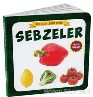 Sebzeler - İlk Bilgilerim Dizisi