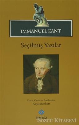 Immanuel Kant - Seçilmiş Yazılar | Sözcü Kitabevi