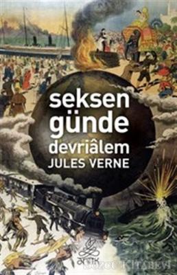 Jules Verne - Seksen Günde Devrialem | Sözcü Kitabevi