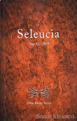 Seleucia Sayı: 9 - 2019