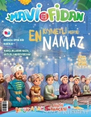 Semerkand Mavi Fidan Aylık Çocuk Dergisi Sayı: 34 Mart 2021