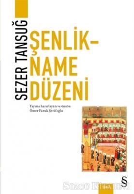 Sezer Tansuğ - Şenlikname Düzeni   Sözcü Kitabevi