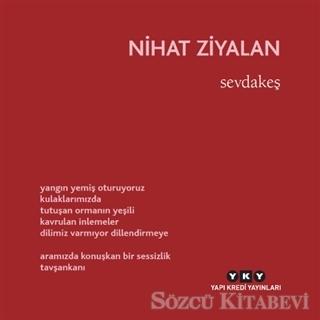 Nihat Ziyalan - Sevdakeş | Sözcü Kitabevi