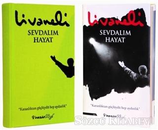 Zülfü Livaneli - Sevdalım Hayat (Ciltli-Şömizli) | Sözcü Kitabevi