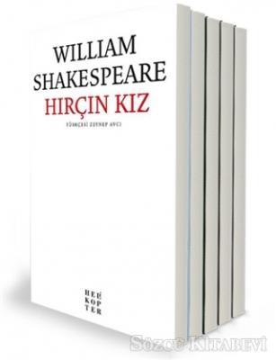 Shakespeare Seti (5 Kitap Takım)