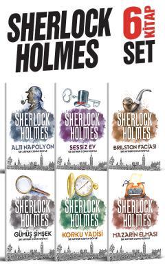 Sir Arthur Conan Doyle - Sherlock Holmes 6 Kitap | Sözcü Kitabevi
