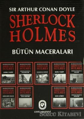 Sherlock Holmes Bütün Maceraları (9 Kitap Takım)