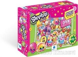 Shopkins Puzzle 100 Parça