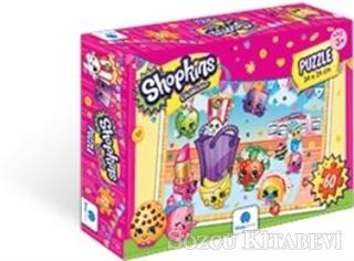 Shopkins Puzzle 60 Parça